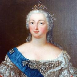 Копии монет Елизаветы Петровны (1741-1761)