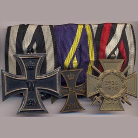 Иностранные медали