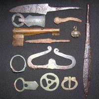 Разное: древние артефакты России