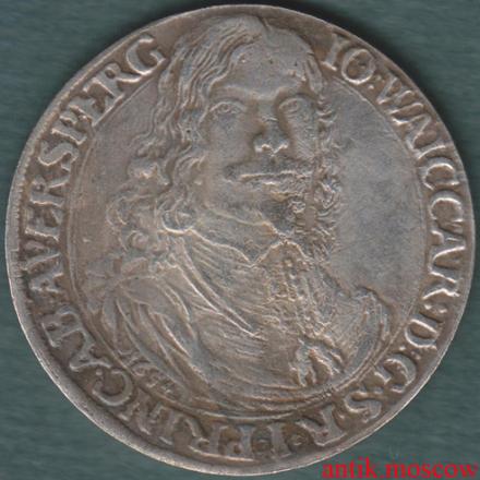 талер 1654
