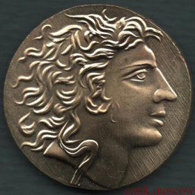 Кимерийская монета с Оленем, Евпатория