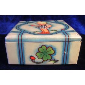 коробка с рисунком