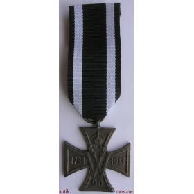 Крест с лентой 1788-1913 WW