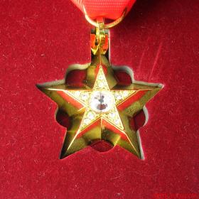 Комплект Маршальские звезды большого и малого типа - комплект копий