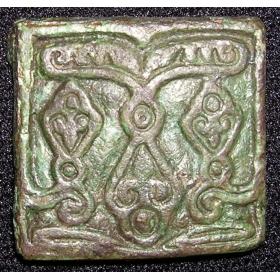 Накладка ременная 15 век
