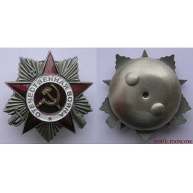 Орден Отечественной войны 2 степени - копия на закрутке