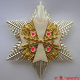 Орден заслуг германского орла с мечами - копия