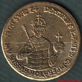 Полтина 1605 года Лжедмитрия I - копия