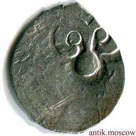 Монета Великое княжество Рязанское Иван Федорович