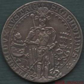 Талер 1486 года Сигизмунд - копия монеты Польши