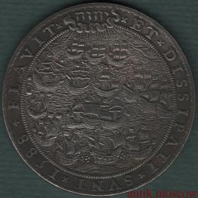 Талер 1588 года Allidor