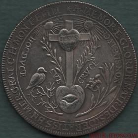 Талер 1614-1670 год Мемориал копия монеты Европы