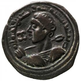 Старинная монета Зенгидов