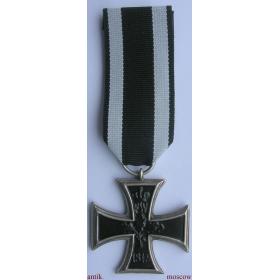 Железный Крест 2 класса 1870 года - копия на ленте
