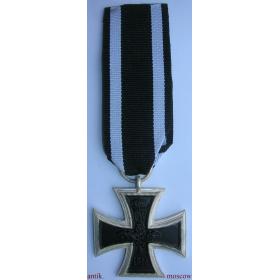 Железный Крест 2 класса образца 1813 года - копия на ленте