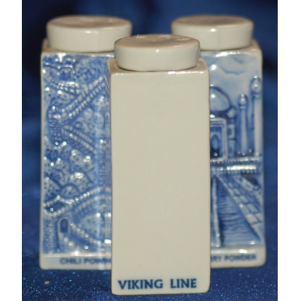 Набор солонка, перечница Viking Line